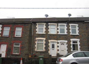 Thumbnail 2 bed property to rent in Phillip Street, Graig, Pontypridd