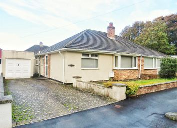 Thumbnail 2 bedroom semi-detached bungalow for sale in Farm Close, Plympton, Plymouth