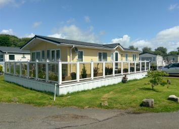 Thumbnail 2 bed mobile/park home for sale in Lakeside, Vinnetrow Road, Runcton, Chichester