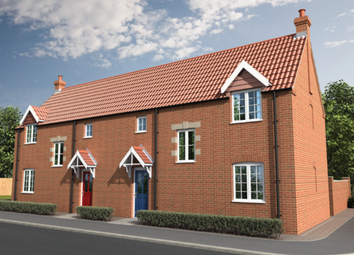 Thumbnail 3 bedroom semi-detached house for sale in The Colnbrook, Curtis Drive, Coningsby, Lincolnshire