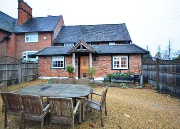 Thumbnail 4 bed cottage to rent in Forest Road, Billingbear, Wokingham