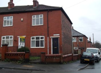 Thumbnail 2 bed terraced house for sale in Croft Street, Hyde