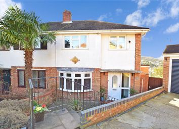 3 bed semi-detached house for sale in The Wirrals, Walderslade, Chatham, Kent ME5