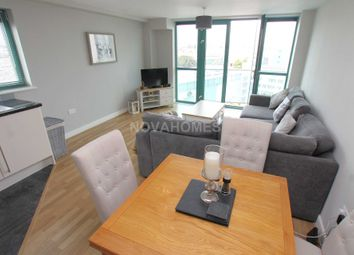 Thumbnail 2 bed flat for sale in The Crescent, Ocean Crescent
