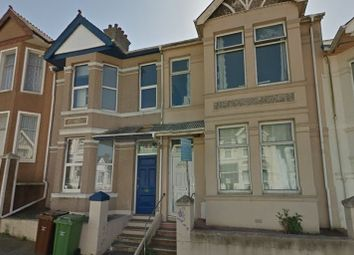 Thumbnail 5 bedroom terraced house to rent in Winston Avenue, Plymouth, Plymouth