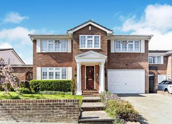 Thumbnail 4 bed detached house for sale in Ferns Close, Selsdon, South Croydon, Surrey