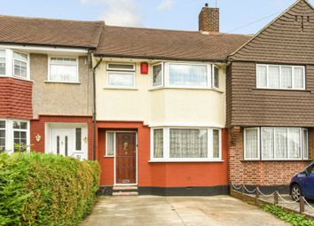 Thumbnail 3 bedroom terraced house for sale in Rosebery Avenue, Sidcup