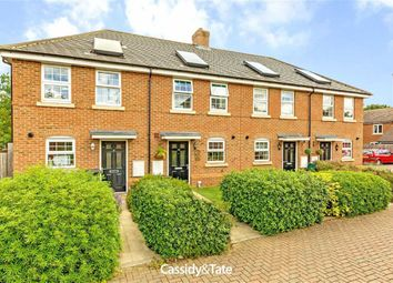 Thumbnail 2 bed terraced house for sale in Tillage Close, St Albans, Hertfordshire