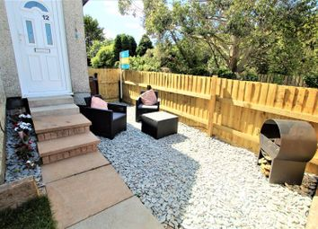 Thumbnail 1 bed terraced house for sale in Truro Drive, Badgers Wood, Plymouth, Devon