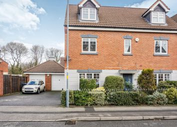 Thumbnail 5 bed detached house for sale in Ratcliffe Avenue, Birmingham