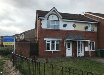 Thumbnail 3 bedroom end terrace house for sale in 11 Hoskins Way, Middlesbrough, Cleveland