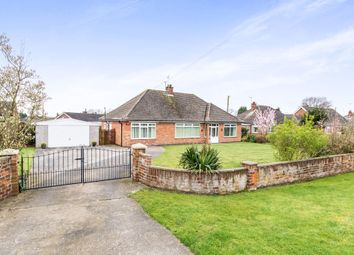 Thumbnail 3 bed detached bungalow for sale in High Street, Marton, Gainsborough