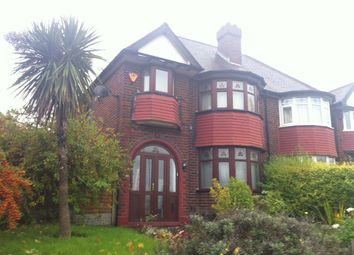 Thumbnail 3 bed semi-detached house to rent in Stockfield Road, Acocks Green, Birmingham, West Midlands