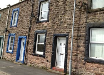 Thumbnail 3 bedroom terraced house to rent in Moresby Park Road, Whitehaven
