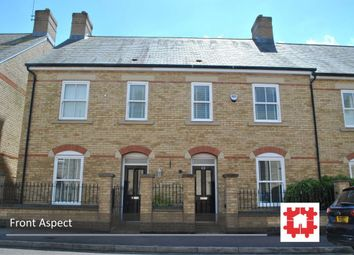 Thumbnail 3 bed terraced house to rent in Dickens Boulevard, Stotfold, Herts
