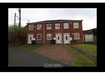 2 bed terraced house to rent in Parker Street, Edgbaston, Birmingham B16