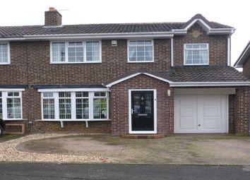 Thumbnail 4 bed semi-detached house to rent in Dunston Close, Guisborough