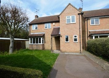 Thumbnail 4 bedroom property to rent in Dwyer Joyce Close, Histon, Cambridge