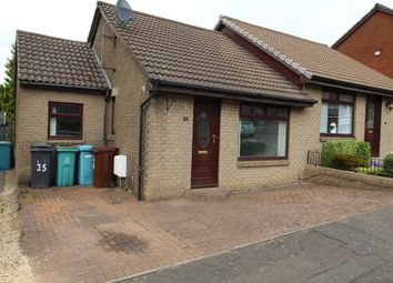 Thumbnail 2 bed bungalow for sale in Craigmochan Drive, Airdrie, North Lanarkshire