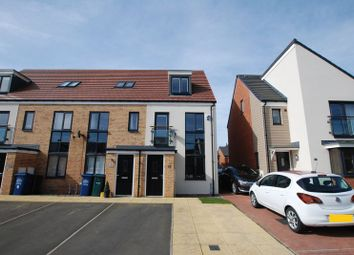 Thumbnail 3 bedroom property for sale in Iveston Avenue, Newcastle Upon Tyne