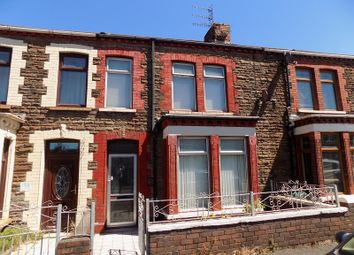 Thumbnail 3 bed terraced house for sale in Cambrian Place, Port Talbot, Neath Port Talbot.