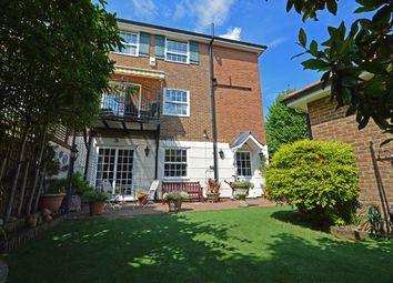 Thumbnail 4 bed semi-detached house for sale in Newcombe Park, London