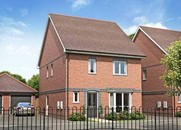 """Thumbnail 4 bedroom detached house for sale in """"Irving"""" at Hyde End Road, Spencers Wood, Reading"""