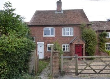 Thumbnail 3 bed cottage to rent in Farm Road, Little Park, Andover