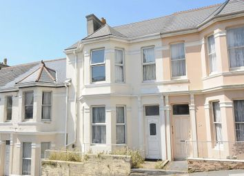 Thumbnail 4 bedroom terraced house for sale in Craven Avenue, Plymouth