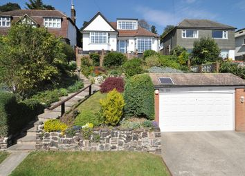 Thumbnail 4 bed detached bungalow for sale in Harvest Bank Road, West Wickham