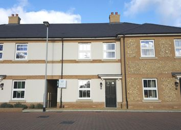 Thumbnail 3 bed terraced house to rent in Bailey Lane, Wilton, Salisbury