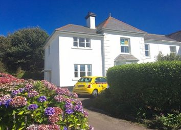 Thumbnail 3 bed flat to rent in The Valley, Porthcurno, St. Levan, Penzance