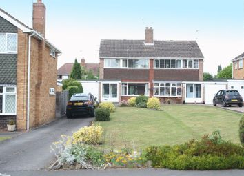 Thumbnail 3 bed semi-detached house for sale in Arlington Close, Kingswinford