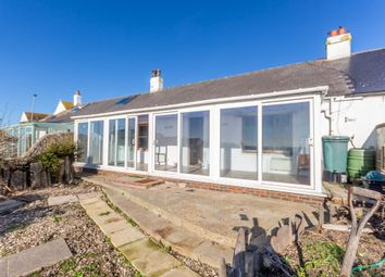 Thumbnail 3 bed terraced bungalow to rent in South Coast Road, Telscombe