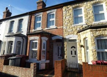 Thumbnail 3 bed terraced house to rent in Belmont Road, Reading, Berkshire