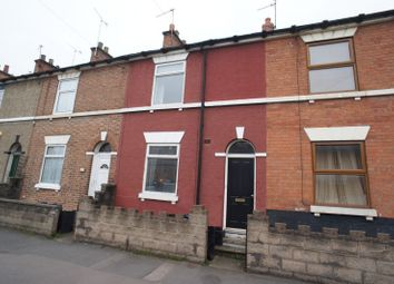 Thumbnail 2 bed terraced house to rent in Mansfield Road, Derby