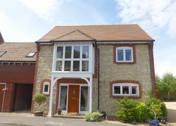 Thumbnail 4 bed link-detached house for sale in Roman Way, Shillingstone, Blandford Forum