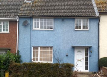 Thumbnail 3 bedroom terraced house to rent in Beetons Way, Bury St. Edmunds
