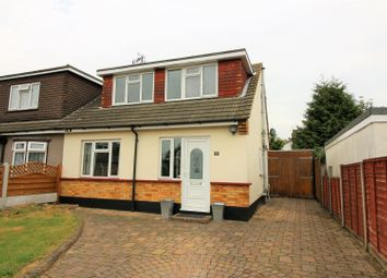 Thumbnail 4 bed semi-detached house for sale in The Dales, Rochford