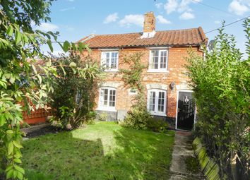 Thumbnail 3 bed cottage for sale in Fredericks Road, Beccles