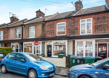 Thumbnail 2 bed terraced house for sale in Shakespeare Street, Watford