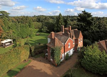 Thumbnail 6 bed detached house for sale in Common Road, Ightham, Sevenoaks, Kent
