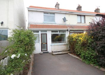 Thumbnail 2 bed terraced house for sale in Beechwood Avenue, Bangor