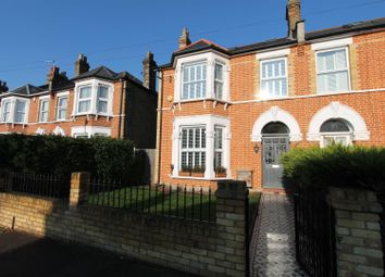 Thumbnail 5 bed end terrace house to rent in Earlshall Road, London