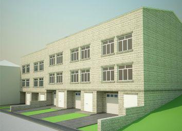Thumbnail 4 bed terraced house for sale in Development Land, Warwick Road, Batley