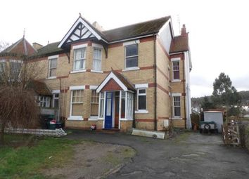 Thumbnail 5 bed semi-detached house for sale in Conway Road, Colwyn Bay, Conwy, North Wales