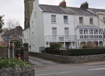 Thumbnail 2 bed flat for sale in Union Terrace, Barnstaple