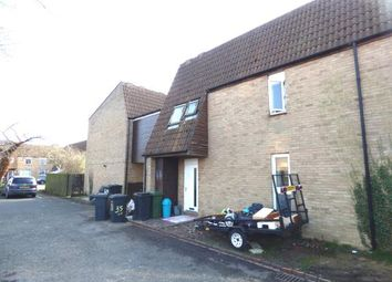 Thumbnail 3 bed end terrace house for sale in Wheatdole, Orton Goldhay, Peterborough, Cambridgeshire