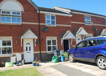 Thumbnail 2 bedroom terraced house to rent in Brittany Road, Exmouth