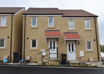 Thumbnail 2 bed semi-detached house for sale in Clover Close, Frome